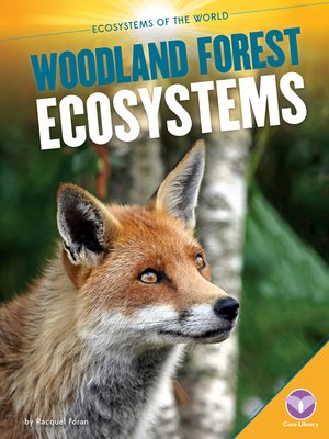cover image of Woodland Forest Ecosystems